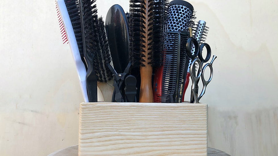 The BrushBlock Hair Mini - Precious About Make-up, (product_title),Brushes / Tools, Precious About Make-up