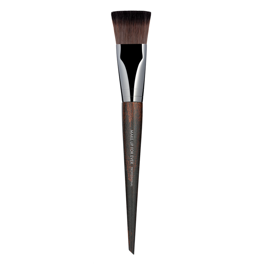 Make Up For Ever Brush - Small Body Foundation Brush 406 - Precious About Make-up