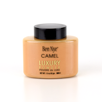 Ben Nye Camel Luxury Powder - Precious About Make-up, (product_title),Make Up, Ben Nye