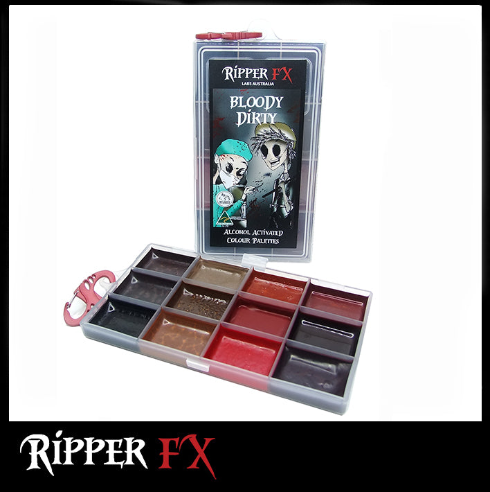 Ripper FX - Bloody Dirty - Precious About Make-up, (product_title),SFX, Ripper FX