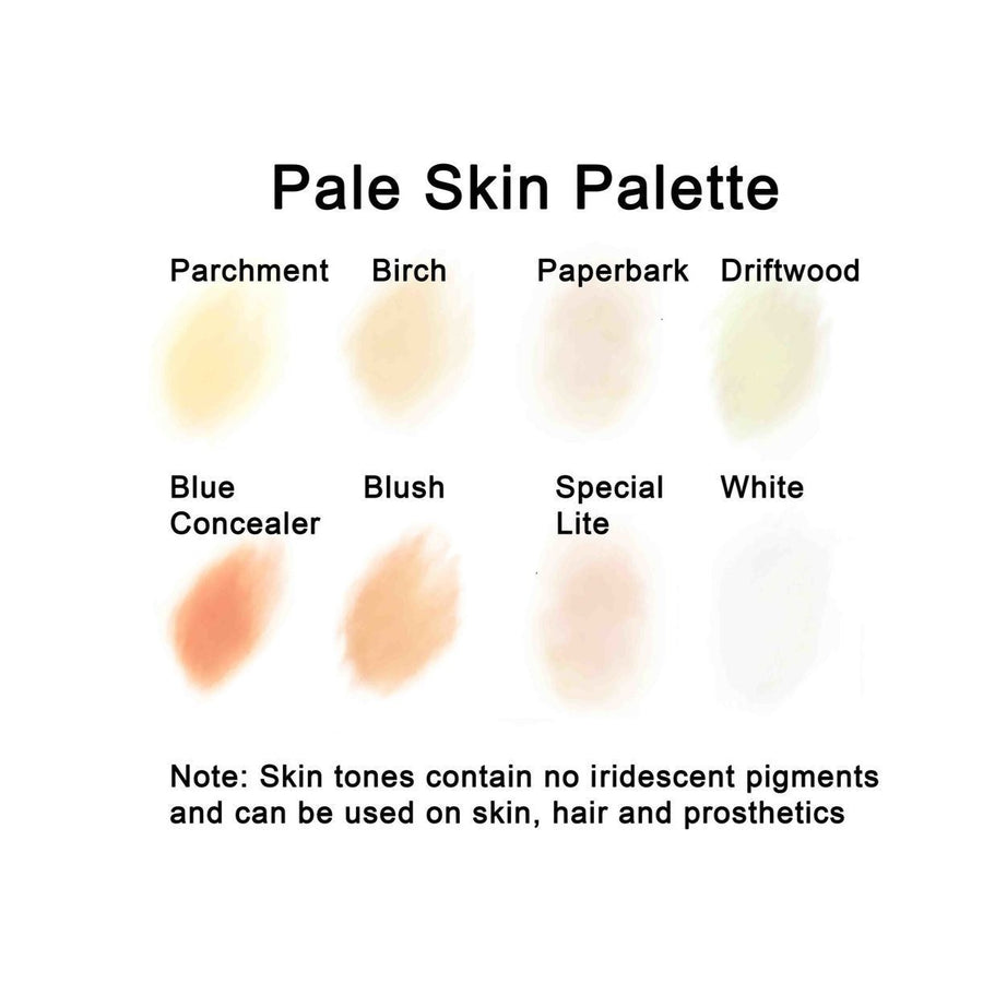 Bluebird Pale Skin Palette - Precious About Make-up