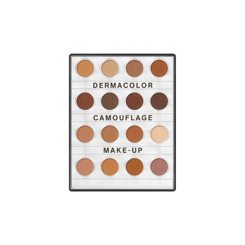 Kryolan Dermacolor Mini Palette - Precious About Make-up, (product_title),Make Up, KRYOLAN