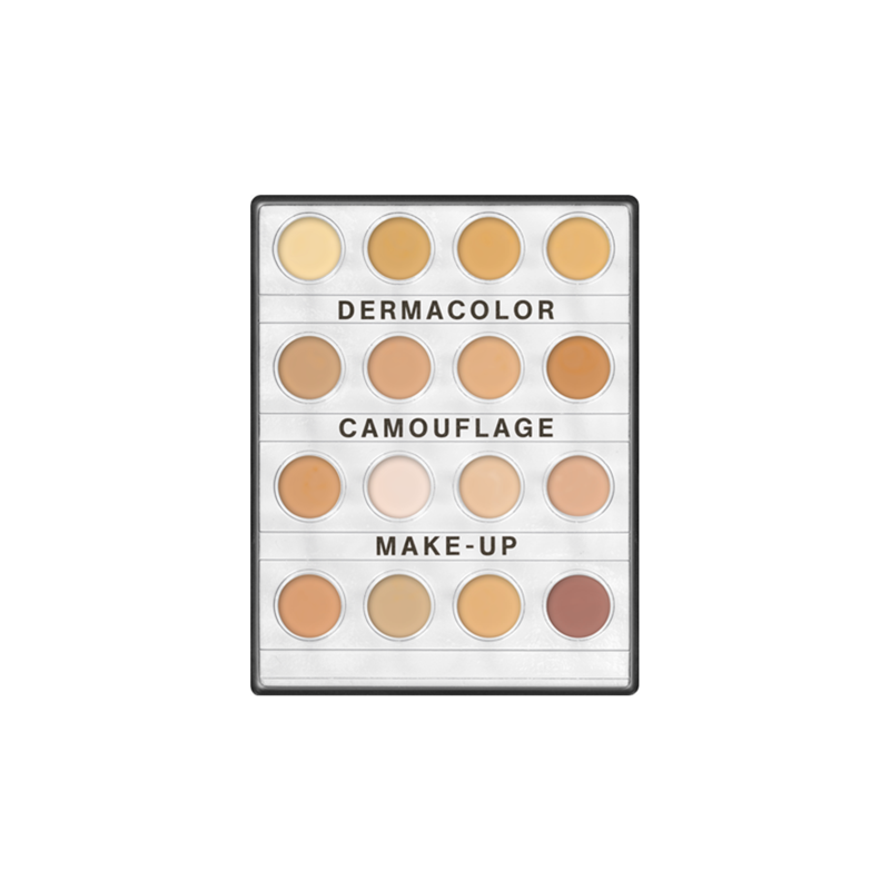 Kryolan Dermacolor Mini Palette (ART.71006) - Precious About Make-up, (product_title),Make Up, KRYOLAN