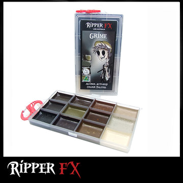 Ripper FX - Grime - Precious About Make-up