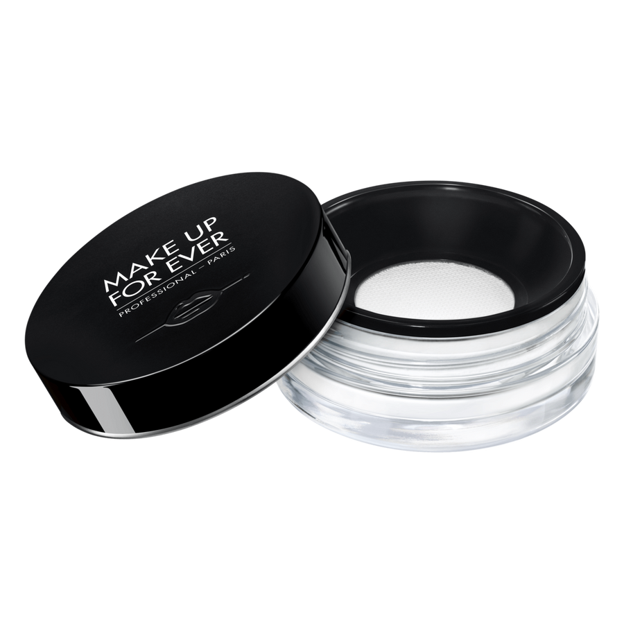 Make Up For Ever - Ultra HD Loose Powder- ULTRA HD MICROFINISHING LOOSE POWDER is a finishing powder that gives a light matte effect and a smooth luminous finish.