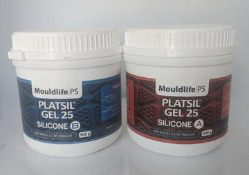 Mouldlife Platsil Gel 25 - Precious About Make-up, (product_title),SFX, Mouldlife
