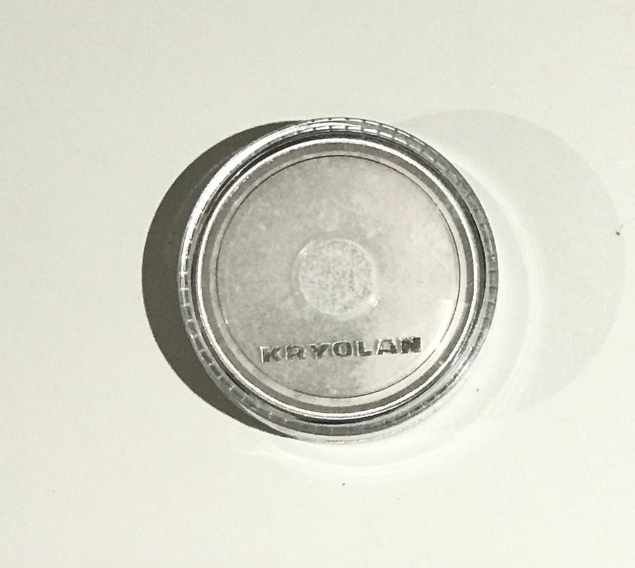Kryolan - Satin Powder, Silver Pearl - Precious About Make-up, (product_title),beauty, KRYOLAN