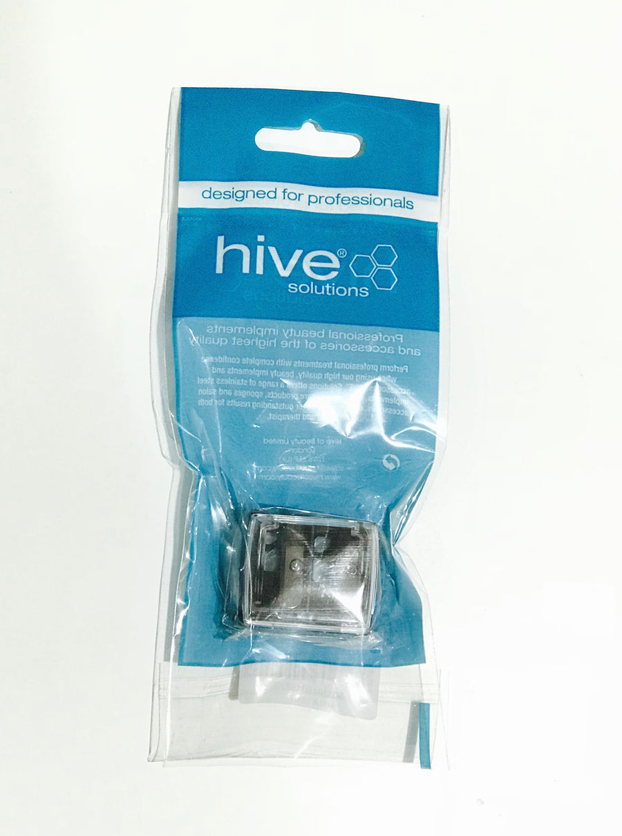 Hive Double Ended Pencil Sharpener - Precious About Make-up, (product_title),Make Up, Hive of Beauty