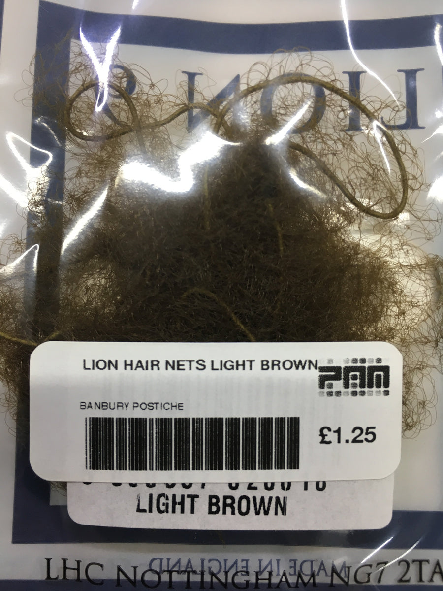 Lion 9 Hair Nets - Precious About Make-up
