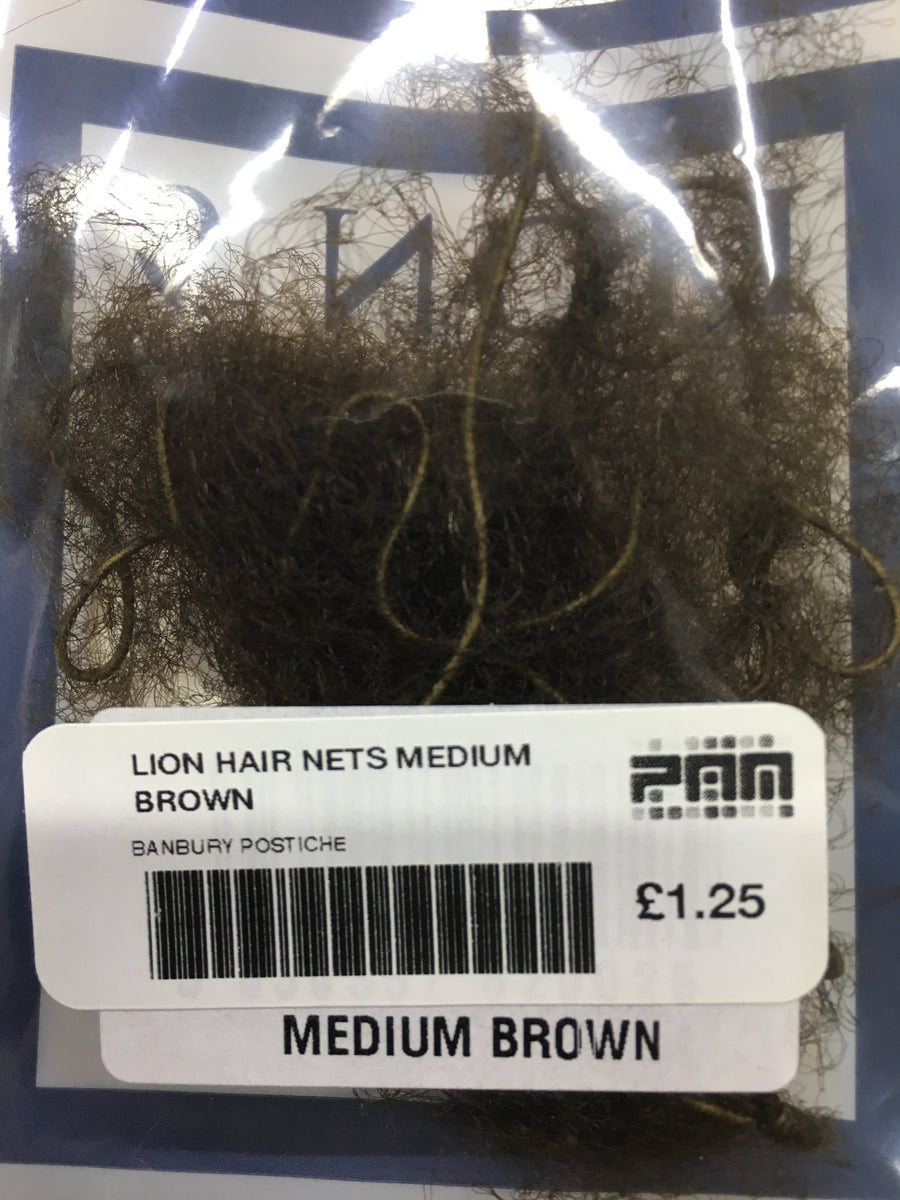 Lion 9 Hair Nets - Precious About Make-up, (product_title),Hair, Banbury Postiche