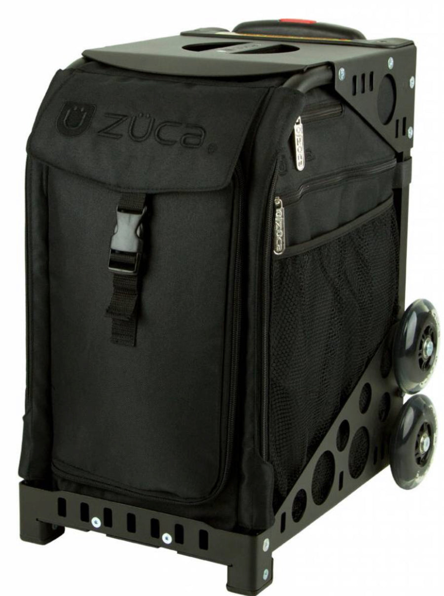 ZUCA - Sports Artist Stealth/Black Frame - Precious About Make-up, (product_title),Bags, Zuca