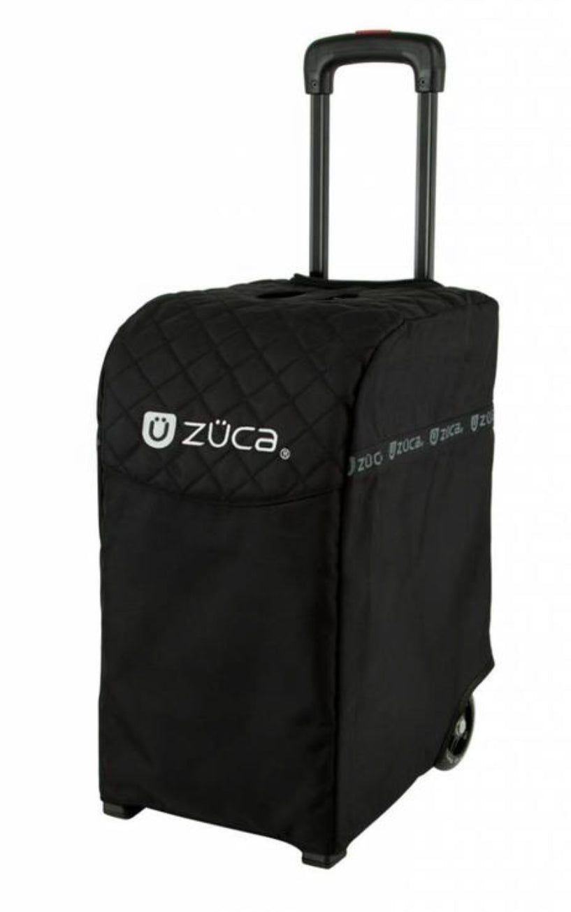 ZUCA - Pro Artist Black - Precious About Make-up, (product_title),Bags, Zuca