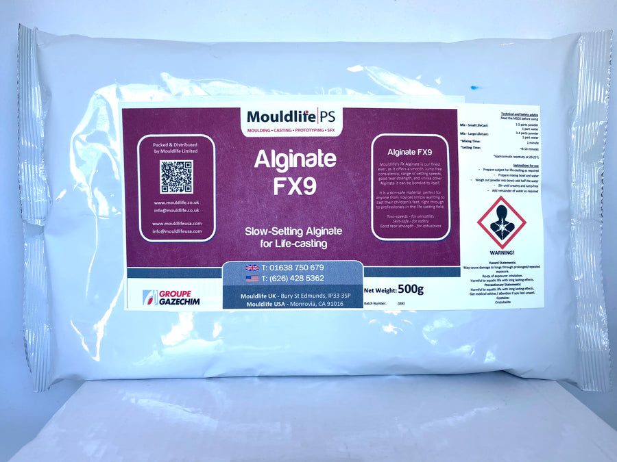 Alginate FX9 (Slow) - Precious About Make-up, (product_title),SFX, Mouldlife