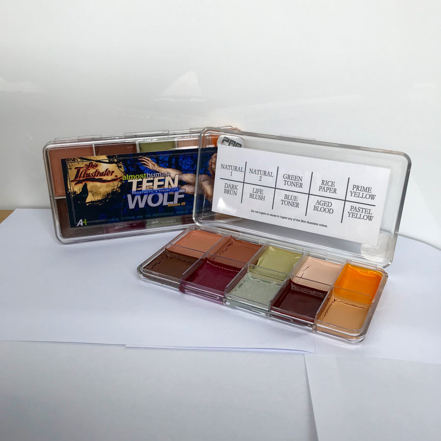 PPI Skin Illustrator Teen Wolf Palette - Precious About Make-up
