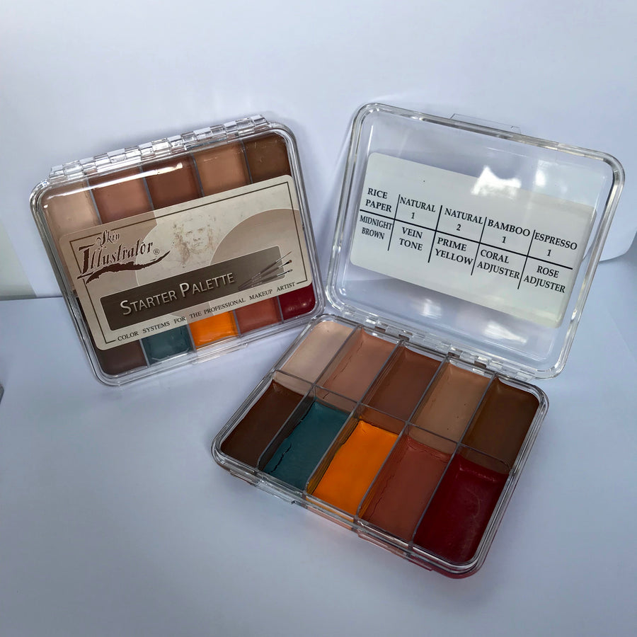 PPI Skin Illustrator On Set Starter Palette - Precious About Make-up, (product_title),SFX, PPI