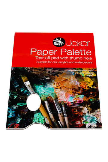 Wax Paper Palette - Precious About Make-up