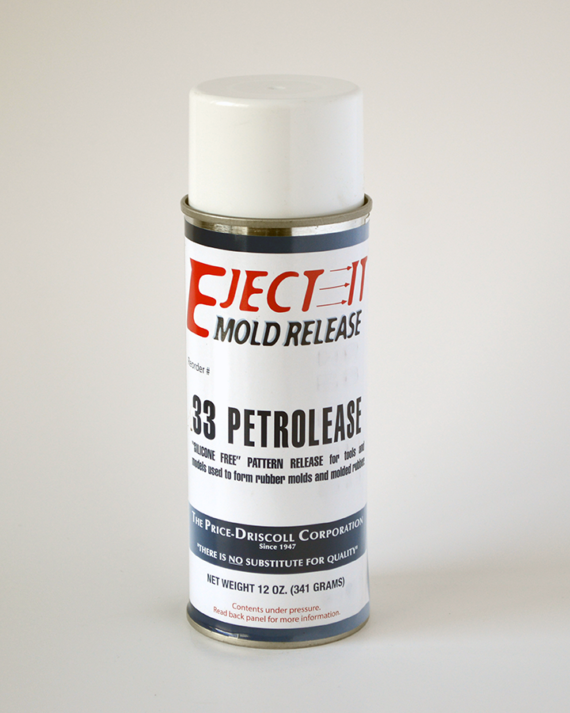 Eject It 33 Petrolease - Mold Release - Precious About Make-up