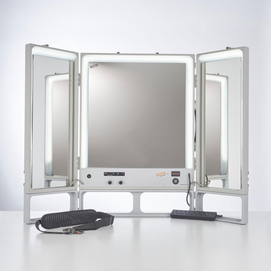 Nestor Mirror (incl. riser) - Precious About Make-up