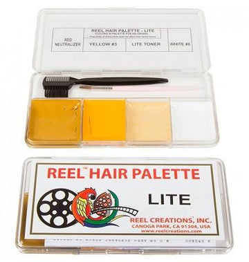 Reel Hair 'Lite' Palette - Precious About Make-up, (product_title),Hair, Reel Creations