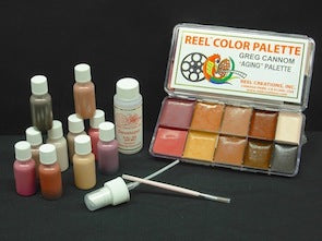 Reel Creations - Reel Color Wheel Palette Kit - Precious About Make-up, (product_title),sfx, Reel Creations