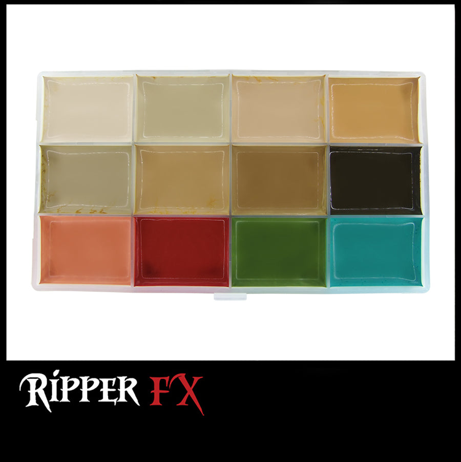 Ripper FX - Light Flesh - Precious About Make-up, (product_title),SFX, Ripper FX