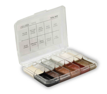 Alcohol Detailing Palette - Total Hair - Precious About Make-up, (product_title),SFX, Jordane