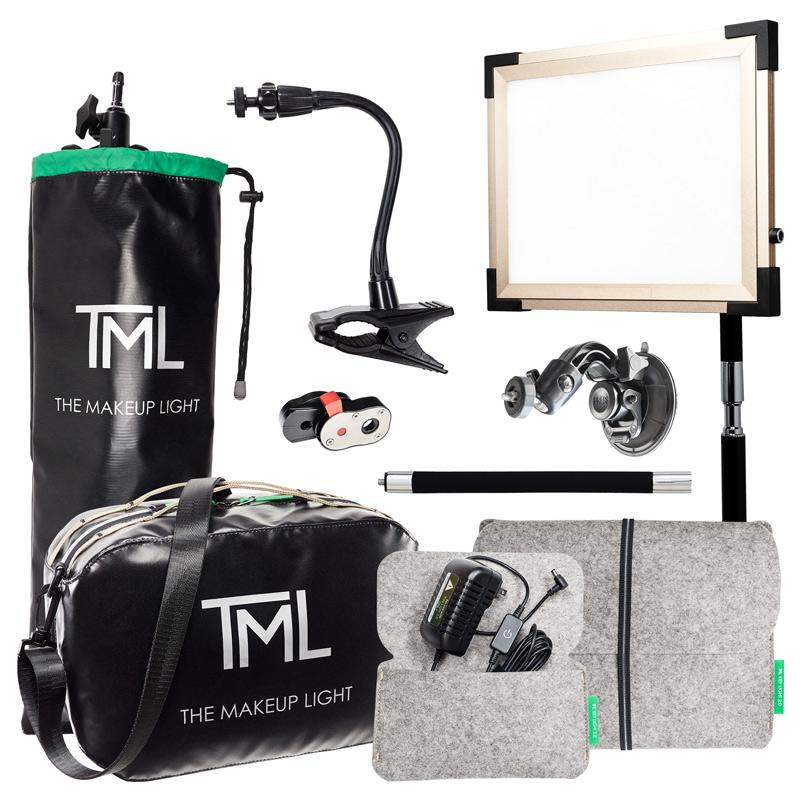 The Makeup Light (TML) - Pro Kit - Precious About Make-up, (product_title),Lights, TML