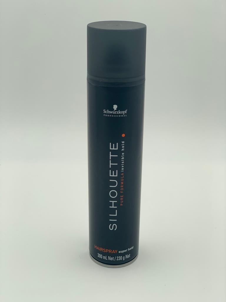 Schwarzkopf Silhouette Super Hold Hairspray - Precious About Make-up