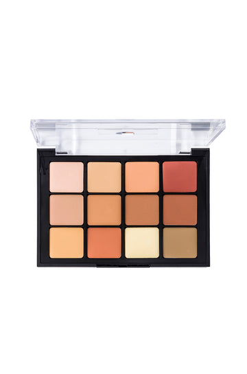Viseart Concealer Palette 02 - Precious About Make-up, (product_title),Make Up, Viseart