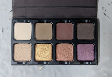 Viseart Petit Pro Eyeshadow Palette 17H - Precious About Make-up