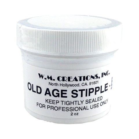 W.M. Creations Old Age Stipple