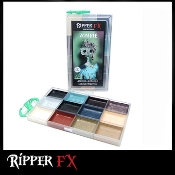 Ripper FX - Zombie - Precious About Make-up