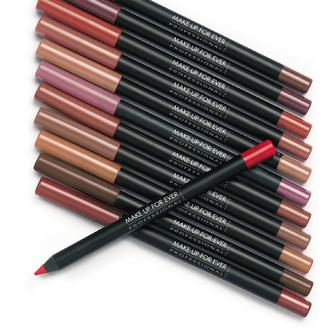 Make Up For Ever AquaLip Pencils - Precious About Make-up