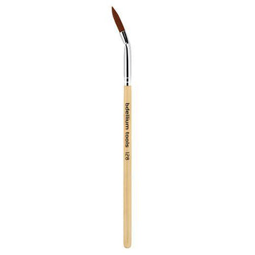 Bdellium Studio 128: SFX Bent Liner Brush - Precious About Make-up, (product_title),Brushes / Tools, Bdellium