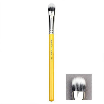 Bdellium Studio 775: Duet Fibre Shader Brush - Precious About Make-up, (product_title),Brushes / Tools, Bdellium