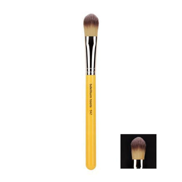 Bdellium Studio 947: Small Foundation Brush - Precious About Make-up, (product_title),Brushes / Tools, Bdellium