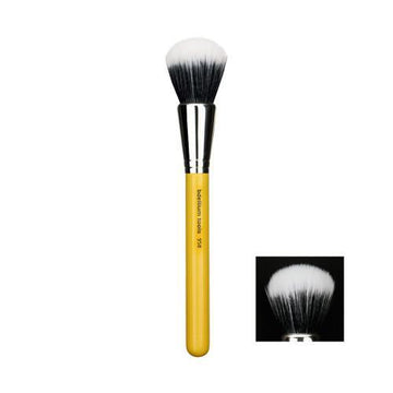 Bdellium Studio 958: Duet Fibre Powder Blending Brush - Precious About Make-up, (product_title),Brushes / Tools, Bdellium