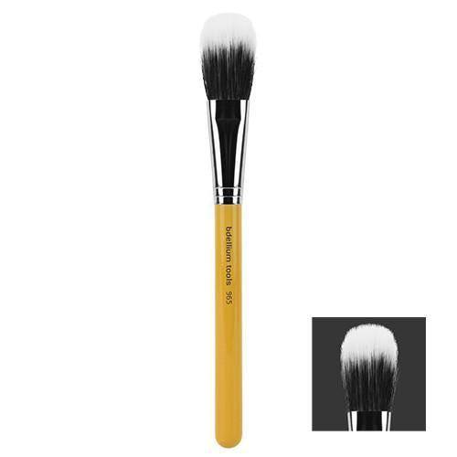 Bdellium Studio 965: Duet Fibre Blusher - Precious About Make-up, (product_title),Brushes / Tools, Bdellium
