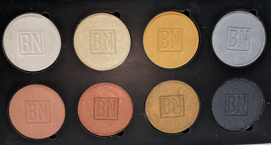 Ben Nye Lumiere Metallic Palette - Precious About Make-up, (product_title),Make Up, Ben Nye