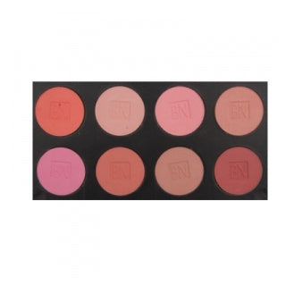 Ben Nye 8 Colour Fashion Rouge Palette (ESP-922)