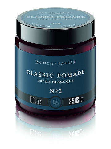 Daimon Barber Classic Pomade No2 - Creme Classique - Precious About Make-up, (product_title),Hair, Daimon Barber