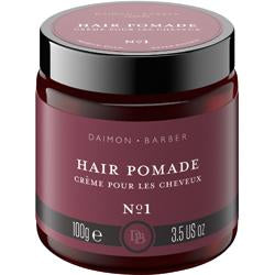 Daimon Barber Hair Pomade No1 - Creme Pour Les Cheveux - Precious About Make-up, (product_title),Hair, Daimon Barber