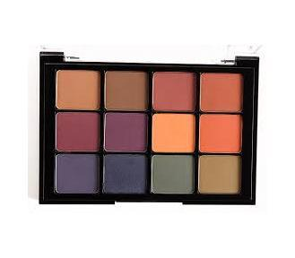 Viseart Eyeshadow Palette 04 Dark Matte