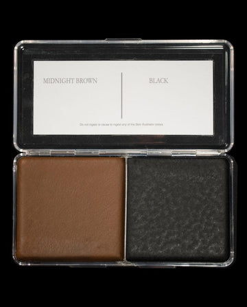 PPI Skin Illustrator On Set Dirt II Palette - Precious About Make-up