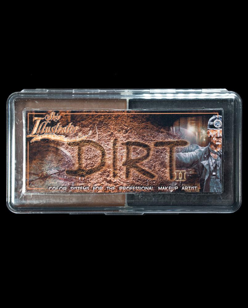 PPI Skin Illustrator Dirt II Palette - Precious About Make-up