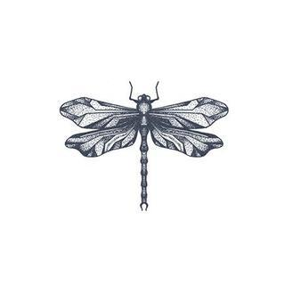 Tattooed Now! Dragonfly