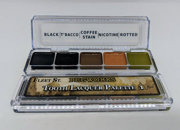 PPI Fleet Street Tooth Lacquer Palette