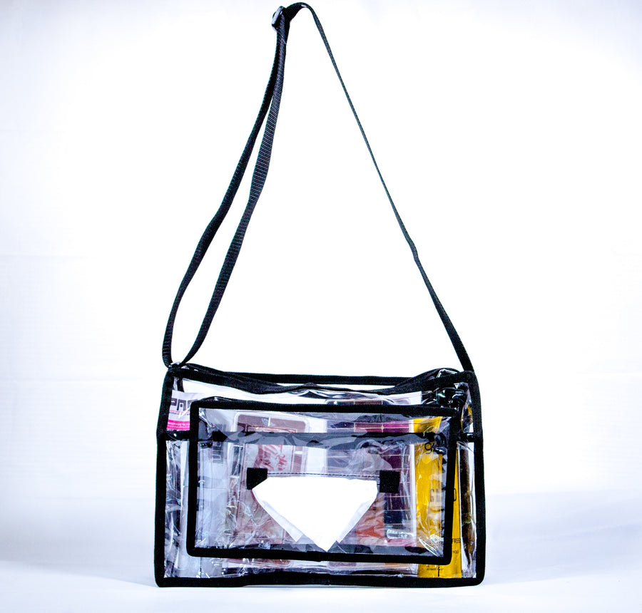 M - PAM Shoulder Bag - Precious About Make-up, (product_title),Bags, Precious About Makeup