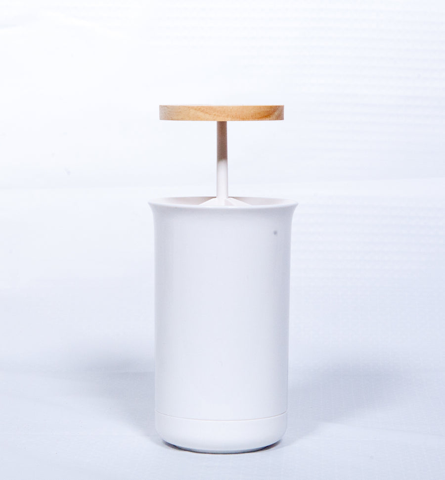 Push & Up Cotton Buds Dispenser - Precious About Make-up