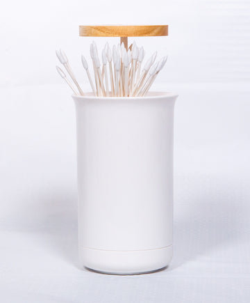Push & Up Cotton Buds Dispenser - Precious About Make-up, (product_title),cotton buds, PAM